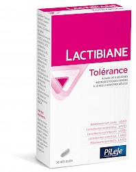 LACTIBIANE TOLERANCE, 30 tbl.