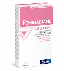 FEMINABIANE CBU FLASH, 20 tableta