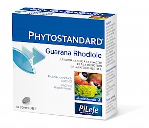 PHYTOSTANDARD GUARANA - RODIOLA, 30 tableta