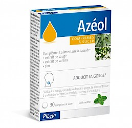 Azeol, 30 tableta za cuclanje